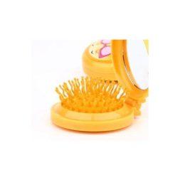 cepillo con espejo emoticonos