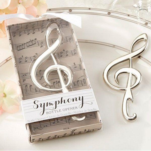 Abridor Nota Musical en cajita